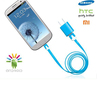 Colorful and attractive USB Data Charger Cable for smart equipment
