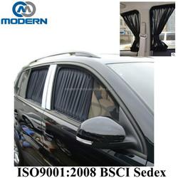 UV protection car window curtains