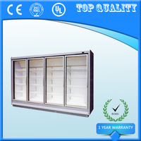 Supermarket Display Chiller,Commercial Showcase Refrigerator Freezer