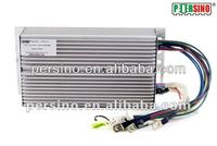 electric vehicle brushless dc motor sensorless controller