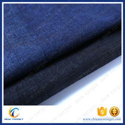 Chinese denim cloth textile fabric manufacturer
