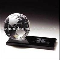 ex-factory crystal globe