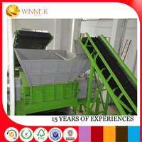 Alibaba Hot Sale Waste Tire Recycling Machine/Plastic Pyrolysis Equipment