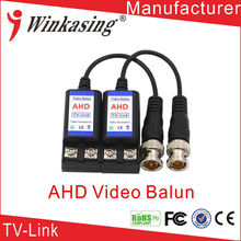 2015 new products AHD video balun china manufacturer supply