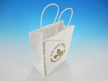High quality shopping kraft paper bag