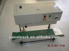 sealer for production line FRD900 constant heat sealer poly bag sealer