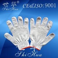 cotton working gloves safety heavy duty industrial glove