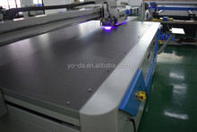 Large high quality digital flatbed t-shirt printer All surface
