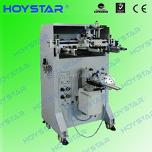 Smallest pneumatic round screen printing machine for bottle