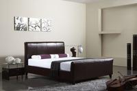 fashion PU leather luxury sofa bed B027
