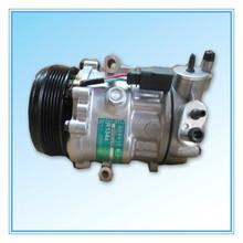 portable air conditioner Sanden SD6V12 compressor for VW new POLO