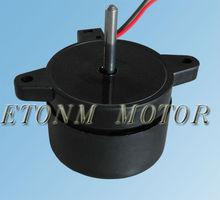 Mini motor del ventilador de corriente continua sin escobillas