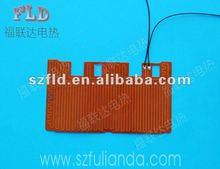 Personalizados 110v 115v 120v 220v 230v 240v 400v 380V calentadores flexibles polymidi