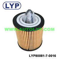 Oil Filter used for MAZDA M6/2.3 M3