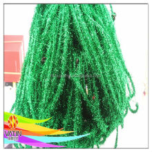Popular Christmas trees decoration use craft rope with high quality wholesale