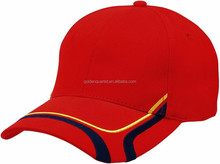 CUSTOM MAKE HEAVY BRUSHED COTTON CLUB-TEAM CAP(SA8000, BSCI, ICTI factory)