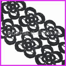 Indian saree crochet scalloped edge lace trim WNL157