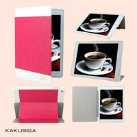 KAKU Multi-angle Protect Leather Cover Case for iPad mini