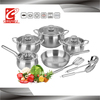 new product kitchenware and cookware with stainless steel handle