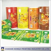 good barrier bopp printing film for food