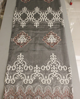 New Products For 2015 Popular Design fabric painting designs Curtain Emboridery Fabric
