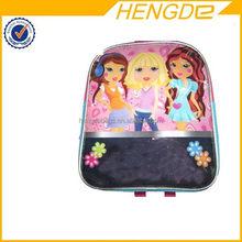 Popular branded kids backpack