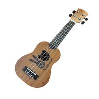 BRUK-12 21'' rabbit print soprano concert ukulele for sale