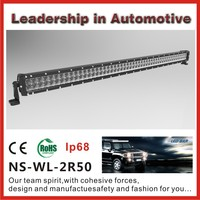 NSSC Best selling high power 50 inch truck LED offroad worklight led light bar
