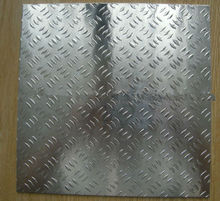 anti-skid aluminum sheet 5bar aluminum checkered sheet