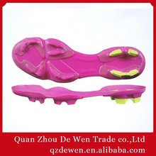 34# To 45# Turkey Style Injection Soccer Outsole Women Men, Soccer Bottom Resonable Price