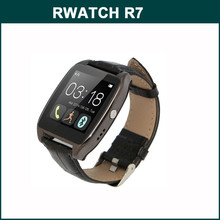 "RWATCH R7 1.54"" Touch Screen Bluetooth 4.0 Anti-thief Selfie MTK2501 Smart Watch Phone"