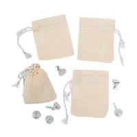 Factory good quality mini drawstring bags