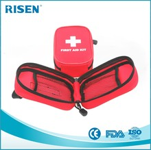 Portable Outdoor First Aid ,Travel Camping Kit ,Hanging first aid bag for Hiking