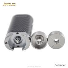 e-cigarette lots 510/EGO thread vapor e cig card light defender oled