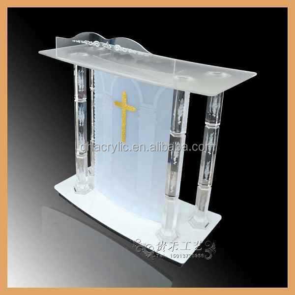 Gh-s019#3 Acrylic Ready Made Computer Desk,High Computer Desk - Buy