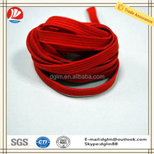 Face mask material 5.0mm flat elastic ear loop elastic band