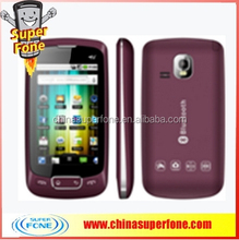 P500 3.2 inch best mobile phone on market gsm phone pda Compatible with charger