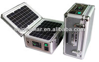 30W Solar panel suitcase ,new design solar module products SN-PSK30