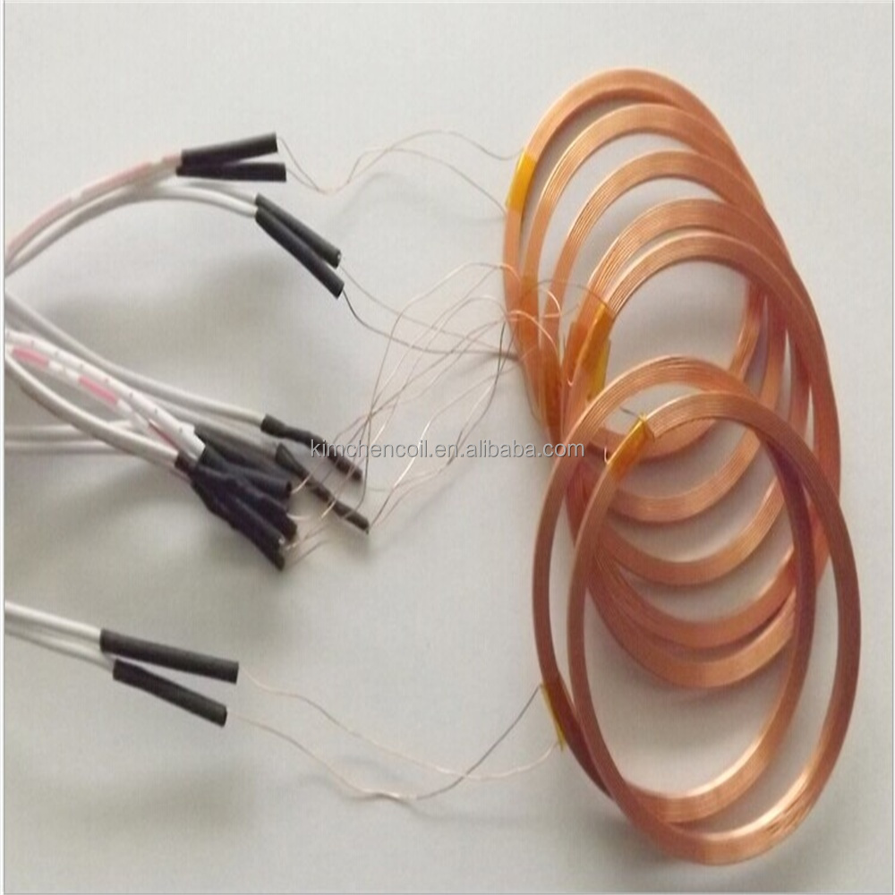 Nfc Antenna Inductor Air Coil Enamelled Copper Wire - Buy Antenna ...