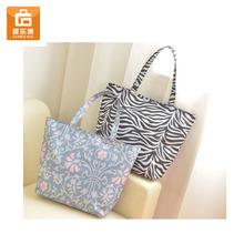 Hot Sale Zebra Resuable Print Shopping Bag