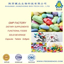 GMP factory green tea extract capsules for weight loss