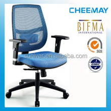 wholesale price mid back ergonomic commercial/ office/ home mesh swivel computer chair with back support