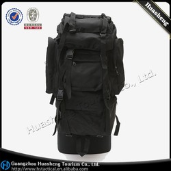 New Fashionable Military Tactical Backpack Mountaineering Hiking Camping Backpack with Waterproof Cover