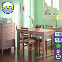 Wholesale high quality New classic modern furniture model dining table with price