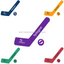 Promotion Gift Custom Logo Cheap Foam Hockey Stick Puck