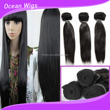 cheap brazilian hair 5A virgin brazilian hair weave, human hair sew in weave bundles,