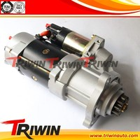 diesel engine starter motor parts 1113277 delco remy auto truck tractor trailer parts start starting motor for sale