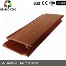 2015 construction building modern house interior and exterior decoration plastic wood price ( SGS FSC CE EU standard etc . )