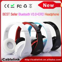 Wireles sports headphones bluetooth With mp3 player fm radio