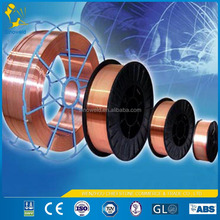 TUV ABS CE certificated ER70S-6 DIN SG-2 CO2 SOLID MIG MAG WELDING WIRE
